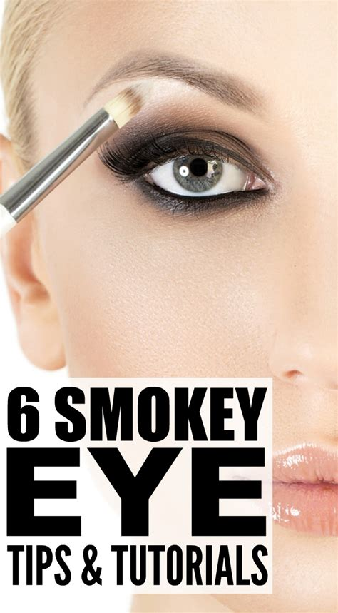 Tutorial How To Get That Fabulous Smoky Look by 6 Smokey Eye Tutorials And Tips We
