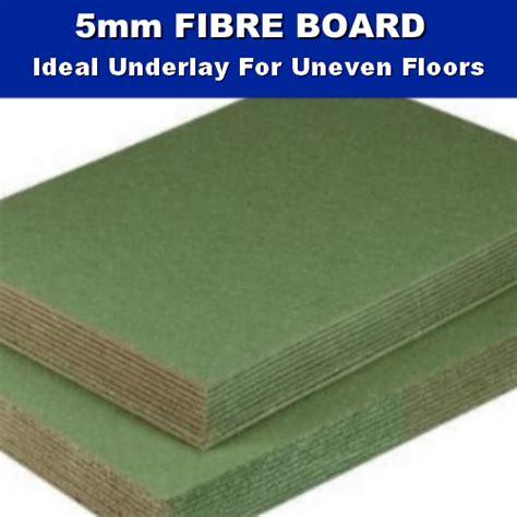 5mm fibre board laminate wood underlay 10 03m2 flooring trade warehouse