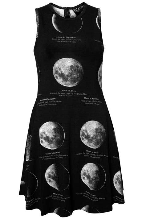 Lunar V Dress lunar skater dress b killstar us store