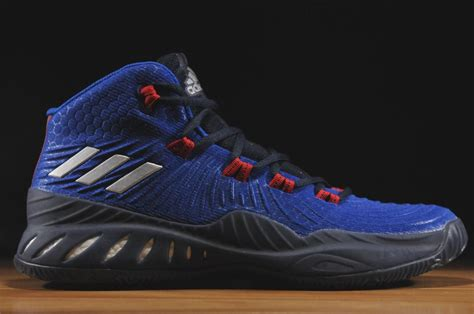 Basketball Shoes Adidas Explosive 2017 Primeknit Black Ori a new adidas explosive 2017 colorway appears weartesters