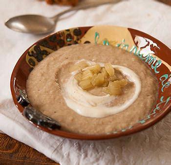 recette v 233 g 233 tarienne potage marrons cardons