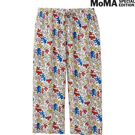 Uniqlo Relaco 1 uniqlo sprz ny relaco 34 shorts in multicolor white lyst