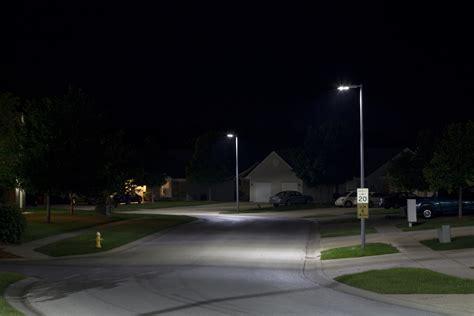 ge evolve led roadway lighting ge s led lighting helps impa meet shared energy