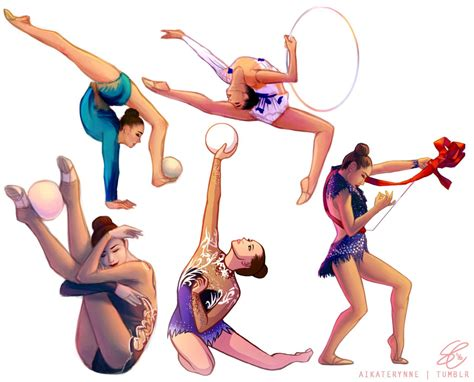 imagenes de gimnasia gimnasia plays ritmica pinterest gymnastics and
