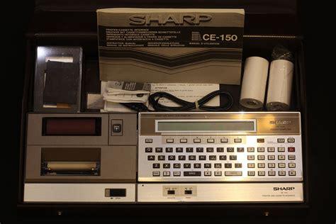 Komputer Sharp sharp pc 1500