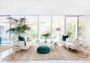 Oxford Living Room Oxford S Kitschy Mid Century Redesign In La