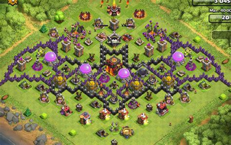 layout coc batman clash of clans rathaus level 10 batman mappe chactun at