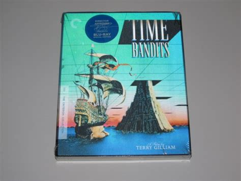 Time Bandits Criterion Collection criterionforum org packaging for time bandits