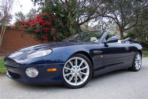 2001 Aston Martin by 2001 Aston Martin Db 7 Volante Convertible 214688