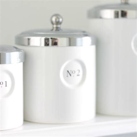white kitchen canisters home design decorating ideas