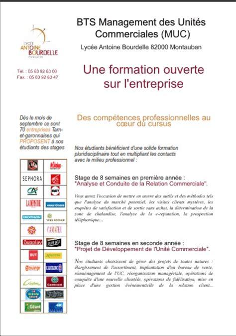 Exemple De Lettre De Demission Bts Muc Exemple Lettre De Demission Bts Muc Document