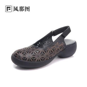 Sepatu Sandal 969 jual gambar angin yang kulit musim panas perempuan sandal