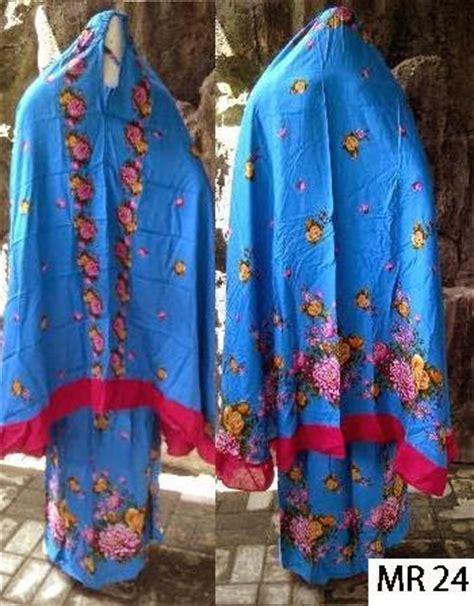 Mukena Bali Narita Coklat Best Price cheap bali clothes mukena bali rempel