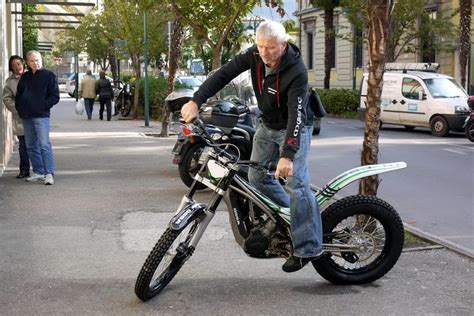 Trial Motorrad Test by Ossa 280i Quot Beta Quot Test