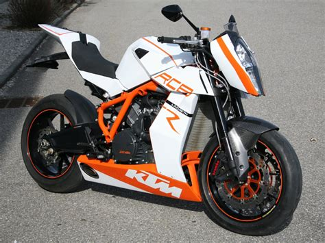 Ktm Rc8 Streetfighter Bike Ktm Rc8 Bike By Lazarethmotorcycletuned