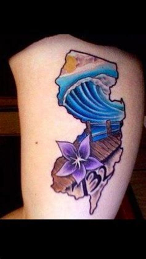 new jersey tattoos 1000 images about new jersey on new