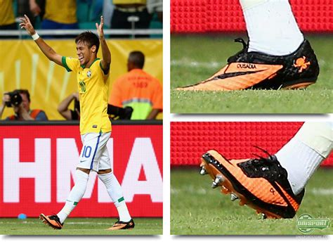 Nemar Jr Iii weekend boot spots goodies from the confederations cup