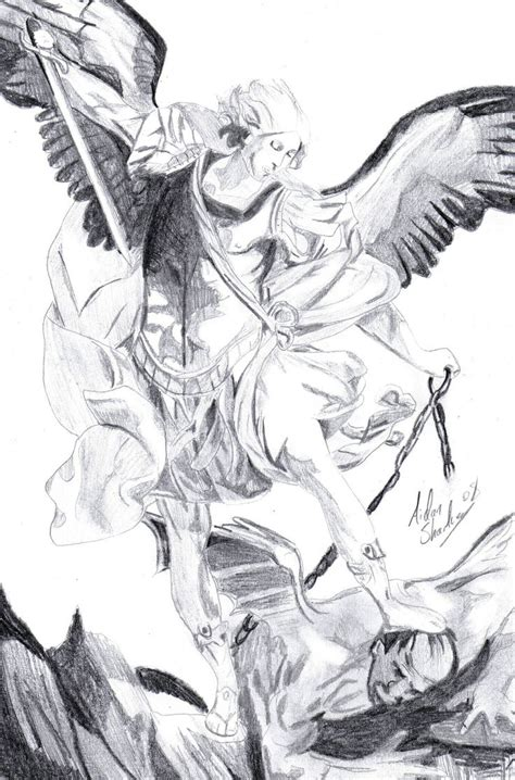 michael archangel tattoo designs st michael archangel tattoos