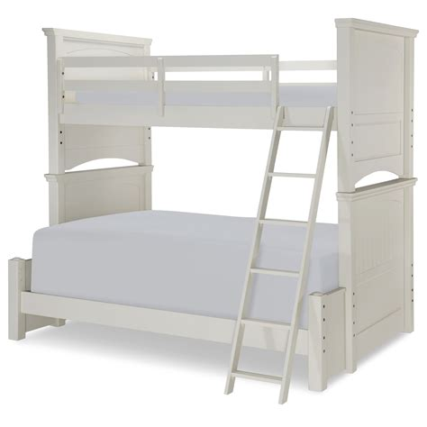 Legacy Bunk Beds Legacy Classic Summerset Panel Bunk Bed Belfort Furniture Bunk Beds