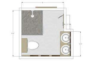 Design Bathroom Floor Plan Foundation Dezin Decor Basic Bathroom Layouts