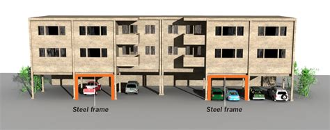 catit design home 3 story hideaway look at how apartments can collapse during an earthquake