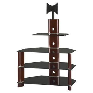 bedroom height tv stand bush furniture segments collection bedroom height tv