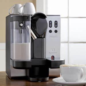 Coffee Break George Clooney Nespresso CATHERINE RYAN HOWARD