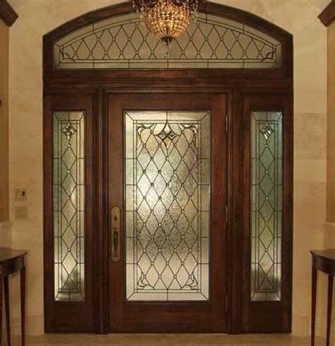 Glass Sidelights For Doors Stained Glass Entryways Scottish Stained Glass