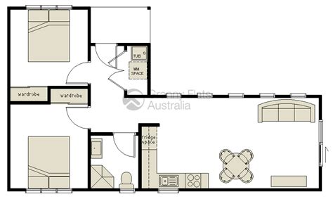 floor plans for 2 bedroom granny flats 2 bedroom granny flat archives granny flats australia