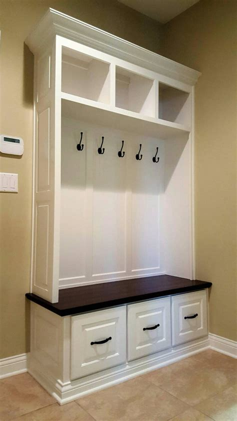 entryway lockers with bench mudroom lockers bench storage furniture by speckcustomwoodwork