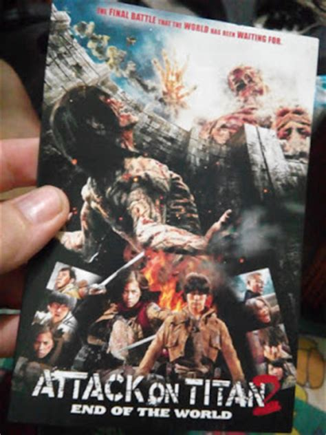 Watch Attack On Titan Part 2 2015 Attack On Titan Live Action Part 2 Movie Review And Revelations Otakuplay Ph
