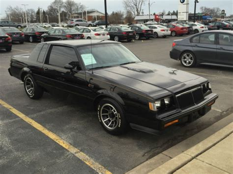 1985 buick regal grand national 1985 buick grand national regal coupe turbo t type 3 8l