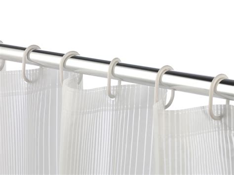 white shower curtain hooks beldray boston striped shower curtain with hooks 180 x
