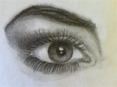 draw eyes snapguide