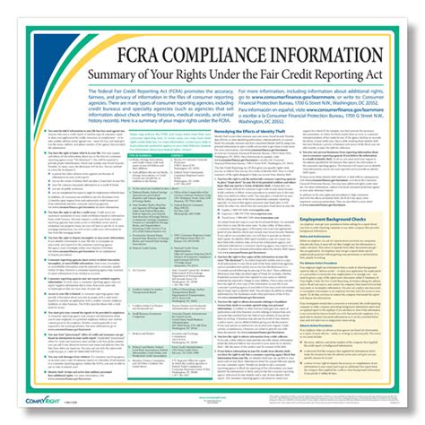 Fcra Background Check Requirements View Larger Image