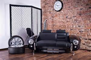 Classic Car Home Decor by Repurposed Cars In Interior Design Furnish Burnish