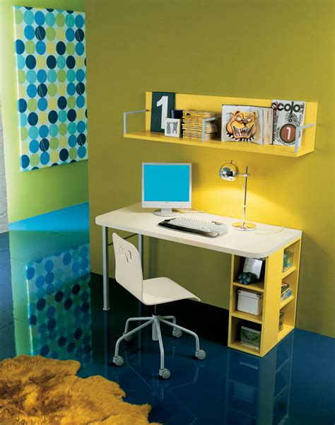 Study Space Design | 7 cool ideas of kids study space organization kidsomania