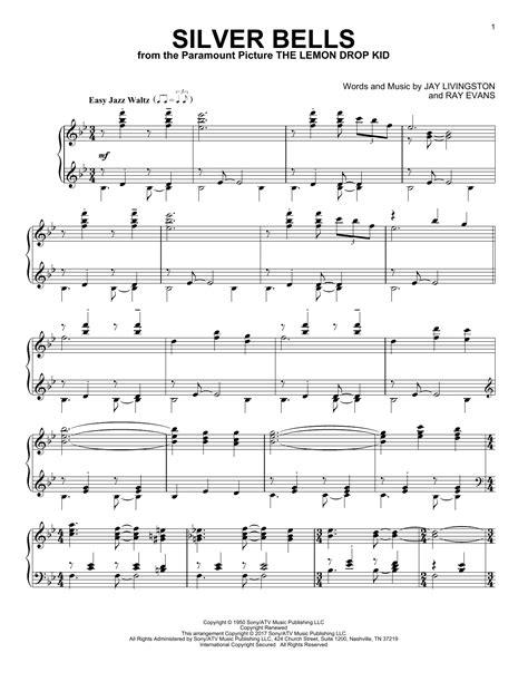 Wedding Bells Hank Williams Chords by Silver Bells Livingston Sheet Deluxe