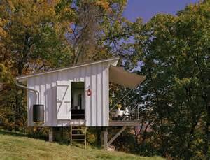 the shack an tiny grid retreat