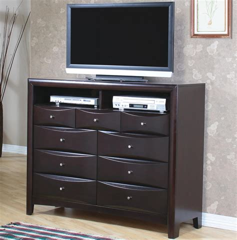 tv dressers for bedrooms bedroom tv stand dresser home furniture design