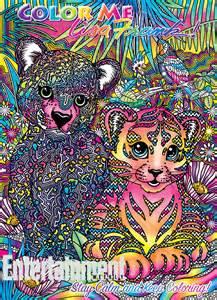 lisa frank coloring books lisa frank will soon release coloring books viva