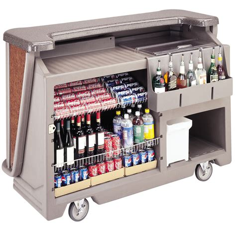 mobile bar catering cambro 650ws wire shelf for bar650 portable bars