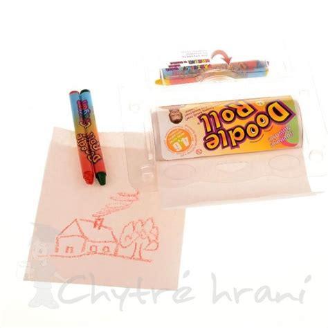 doodle roll doodle roll chytr 233 hran 237 chytr 233 hračky a hry pro rozvoj