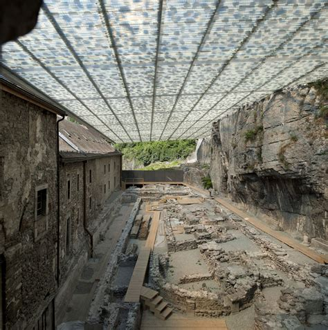 Installer Une Cheminãģäģ E Dans Une Coverage Of Archaelogical Ruins Of The Of St