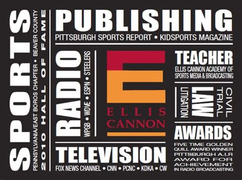 Sport Report Book by Book Ellis Cannon Pittsburgh Sports Report