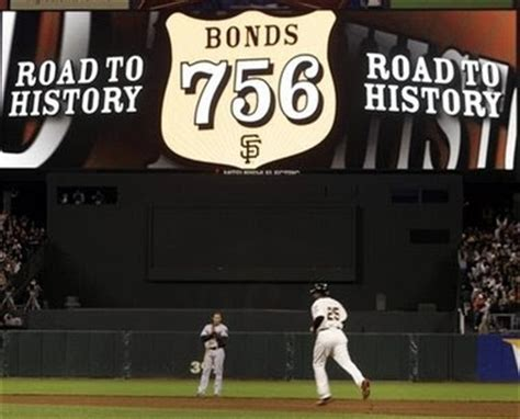 openlineblog barry bonds breaks baseball s all time