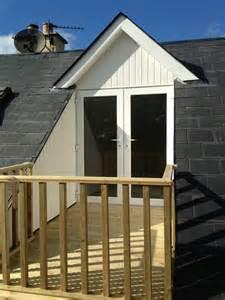 Building A Dormer Dormer Doors Dormer Crawl Space Door