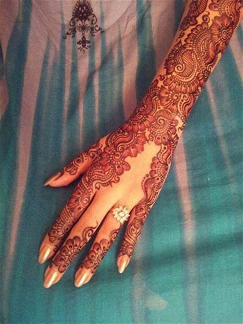unique designs unique mehndi designs 2016 for girls fashionip