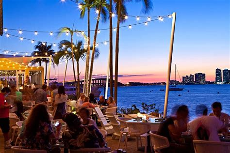 best time for miami the ten best waterfront restaurants in miami miami new times