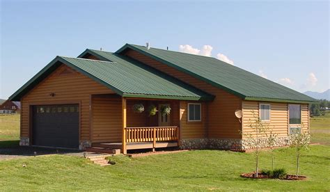 log siding for houses low maintenance